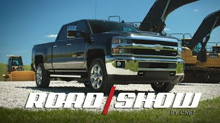 2017 Chevrolet Silverado HD can't keep up with the competition