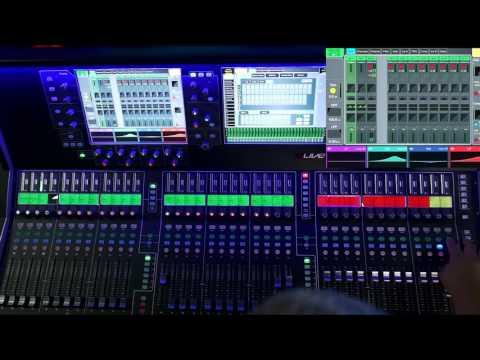 Allen Heath DLive Training Video Part 1