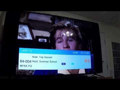 Installing & Testing a Digital TV Converter Box
