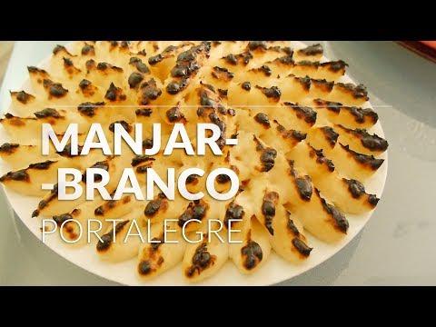Manjar-branco, Portalegre