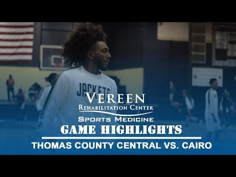 Basketball Highlights: TCC vs. Cairo Boys