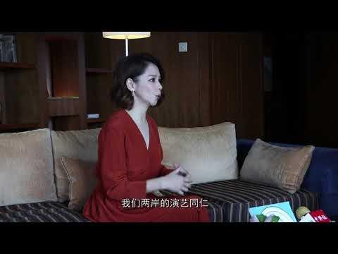 """徐若瑄接受中评社采访时公开表态:""""我是中国人。"""""""