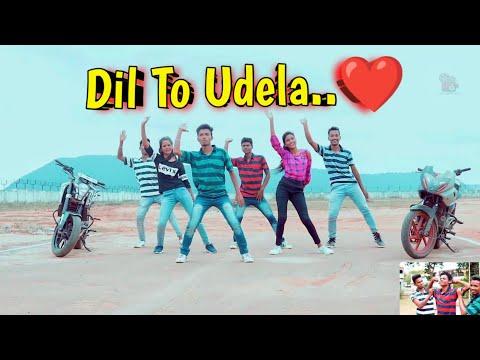 DIL TO UDELA || NEW HD NAGPURI SADRI DANCE VIDEO 2019 || KE-10 || Ft. MIX DANCE CREW