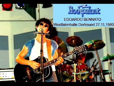 Edoardo Bennato - Live Concert - Dortmund - 27 novembre 1980.