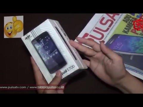 Review Acer Liquid E700 Unboxing ( Bahasa Indonesia)