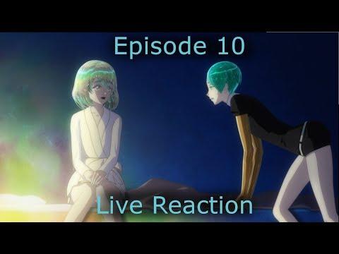 Houseki no Kuni Episode 10 Live Reaction
