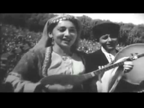 مراسم عید نوروز در تبریز قدیم حدود 70 سال قبل