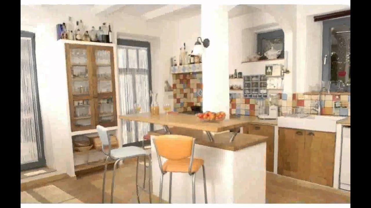 Küche Fliesen Landhausstil