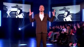 ~ Derren Brown ~ Fear and Faith Pt-2 Full ~ God Illusion ~