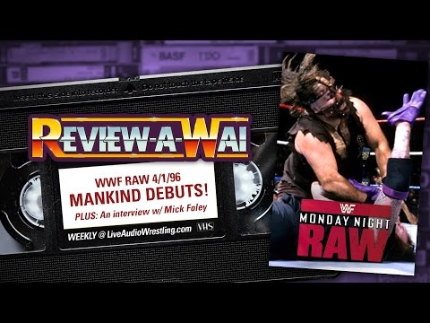 Mankind's WWE Debut (WM12 Post-Show) | REVIEW-A-WAI