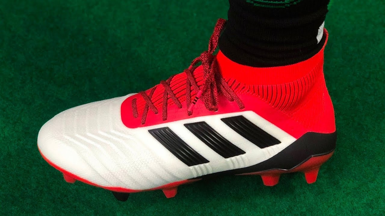 Adidas Predator 18.1 (Cold Blooded Pack) - Unboxing, Review & On Feet