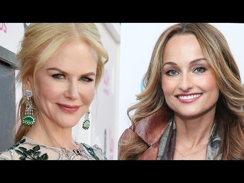 Why Everyone's Talking About Nicole Kidman and Giada de Laurentiis