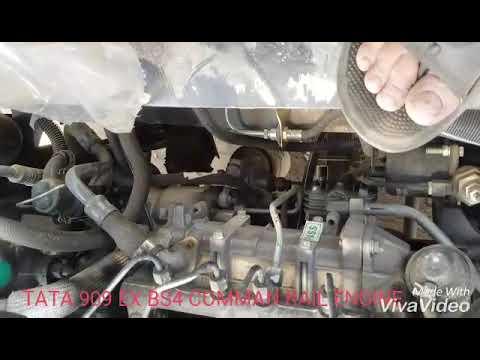 Tata 909 Ex BS4 New engine 2018