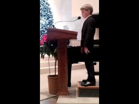 Paul, Child of Mercy, David Haas (Christmas Eve, 2015)