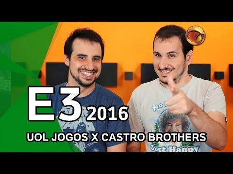E3 2016 – Os horários e links das principais conferências das produtoras