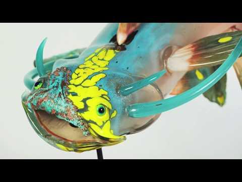 Grant Garmezy Glass Catfish Demo