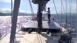 cnb 76 sea trial kat marina