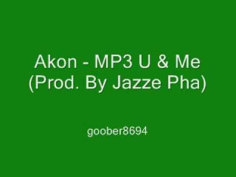 Akon - MP3 U & Me
