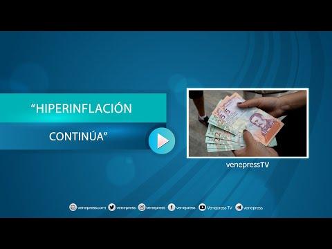 Depresión económica e hiperinflación