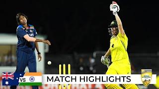 Download Aussies keep record streak alive in dramatic finish | Australia v India 2021