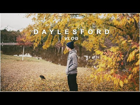 Daylesford Vlog