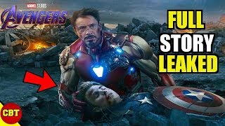 Avengers Endgame full movie plot story leaked explained in hindi