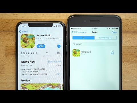 How to share purchased iOS Apps! - YouTube