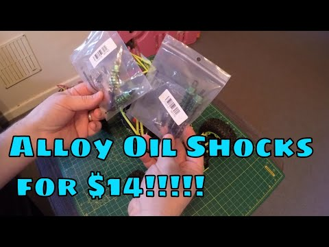 WLtoys 12428 Cheap $14 Alloy Oil Shock upgrade. How to
