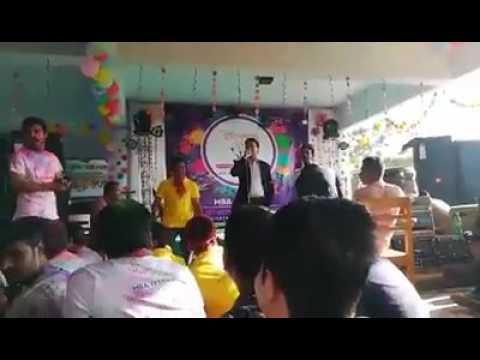 chittagong university finance teacher singing song