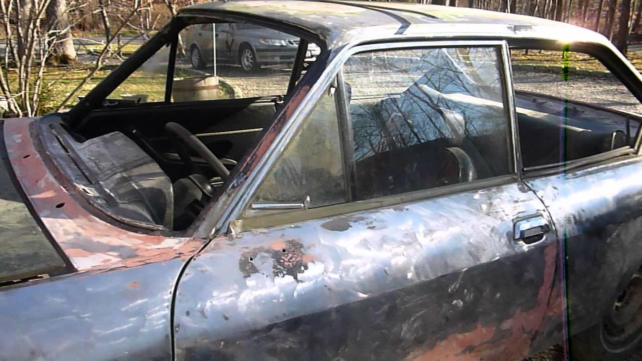 Fiat 124 sport coupe restore youtube - Fiat 124 coupe sport fiche technique ...