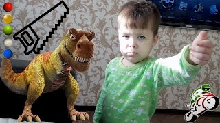 Ребёнку отпилили руку. Карусели Пчела Майя. Динозавры. Мотогонщик. Центр развития ребёнка Сократ
