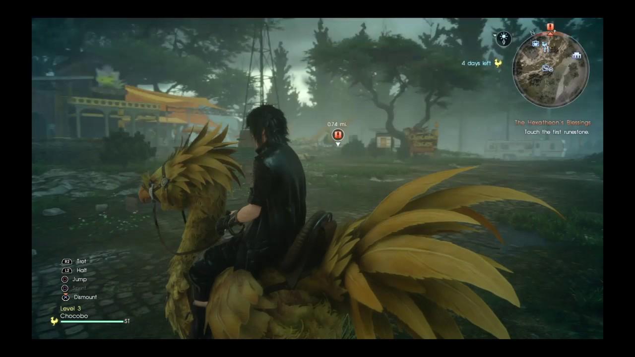 Final Fantasy 15 Stream