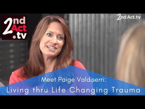 Meet Paige Valdiserri: Living through Life Changing Trauma and Stress. You are never alone!