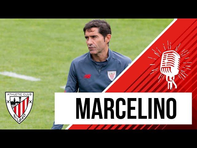 🎙️ Marcelino | pre Atlético Madrid - Athletic Club  | J5 LaLiga 2021-22