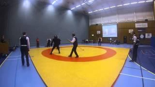 SF2013 Sabre Semi Finals Grzegorz Brzeziński VS Johan Norberg