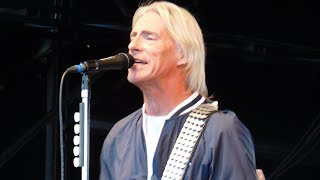 Paul Weller - Precious & Move On Up - Live