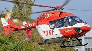 4K DRF Helikopter in Action EC135 2 x BK117