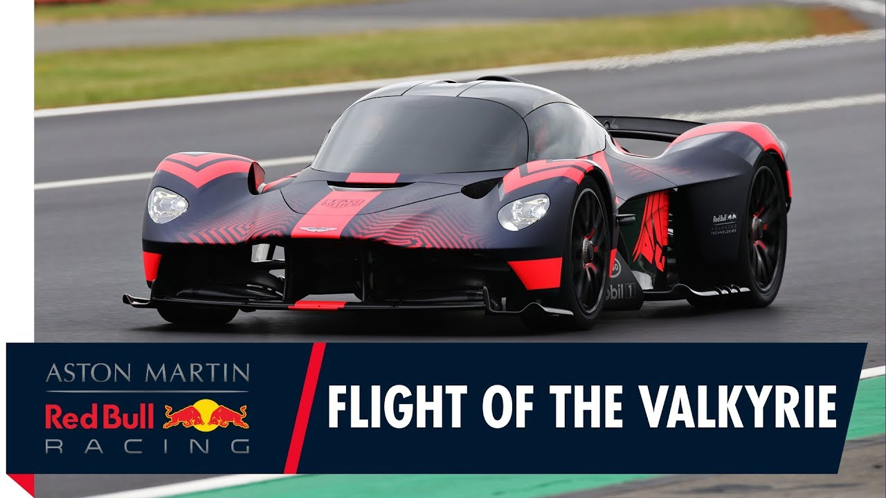 Flight Of The Valkyrie The First Dynamic Run Of The Aston Martin Valkyrie Youtube
