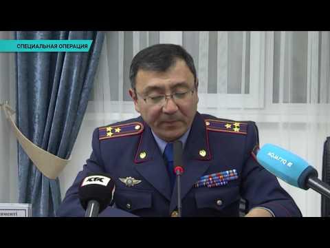 В полиции рассказали подробности освобождения заложницы в Уральске