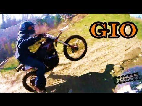 GIO x31 250cc Dirt Bike Mud Bogging