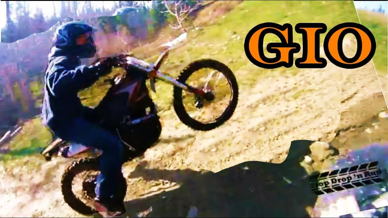 Gio X31 250cc Dirt Bike Mud Bogging Youtube