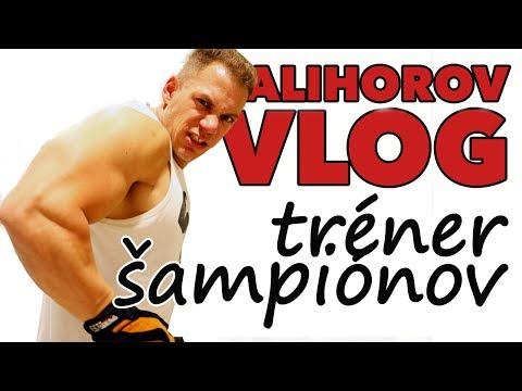 Valihorov vlog #9 - tréner šampiónov