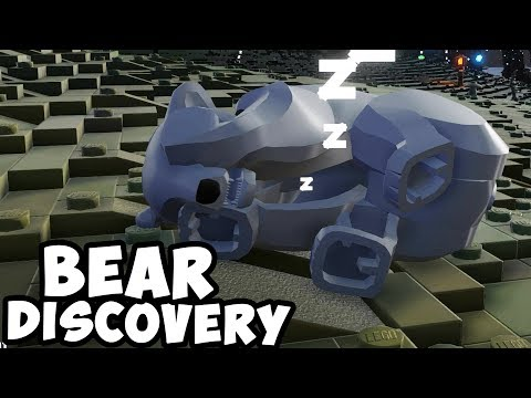 LEGO Worlds - New Bear Discovered! #32 (Ps4)