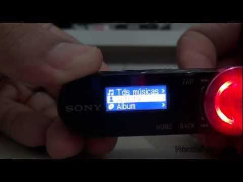 Sony NWZ-B162F