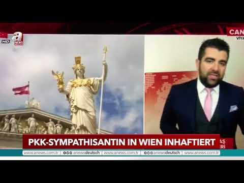 PKK-Sypmathisantin in Wien inhaftiert |A NEWS DEUTSCH