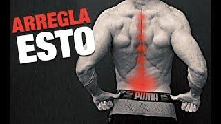 Cómo Arreglar una Hernia Discal (¡SIN CIRUGÍA!)