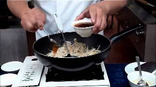 Chop Suey - Cooking Demonstration