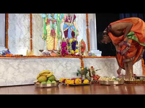 Sri RamaNavami 2018 at SKV, Edison, NJ, USA