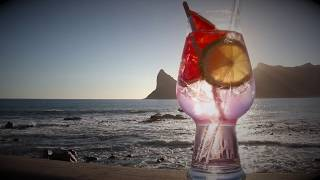 Pink Sundowners on Chapman's Peak at Tintswalo Atlantic