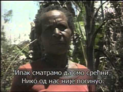 Celebrations (18): Tribal wars in New-Guinea (eng/ser)